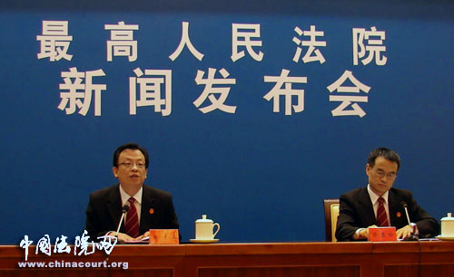 中国最高法院:加强打传力度 依法追究刑事责任